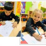 A glimpse of Tiny Tots' Chinese learning