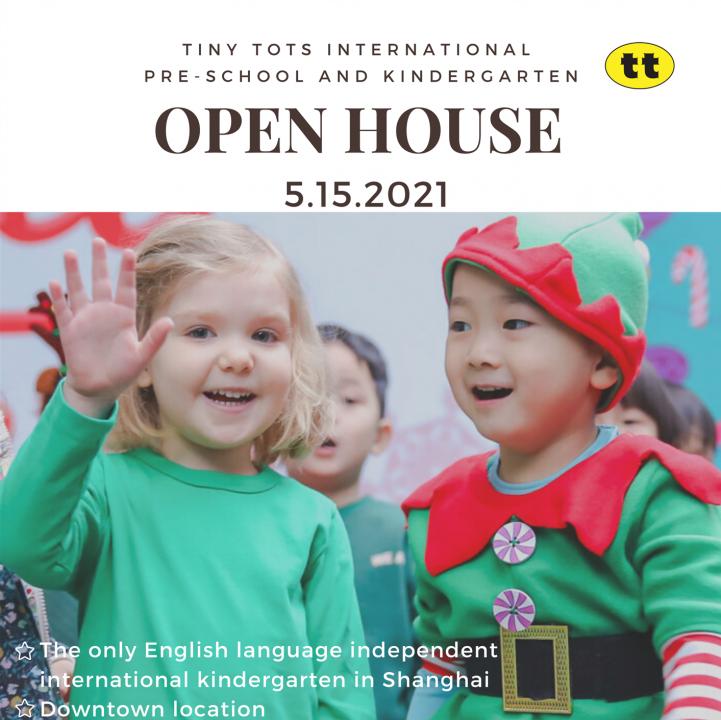 Tiny Tots Open House!